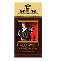 Superstition Halloween Photo Cards