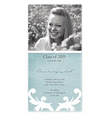 All the Best Graduation Party Photo Invitations