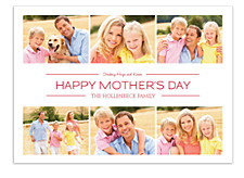 Picture Box Mother's Day Photo Cards