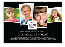 Multiphoto Graduation Announcements
