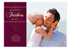 Best Dad Father's Day Photo Cards