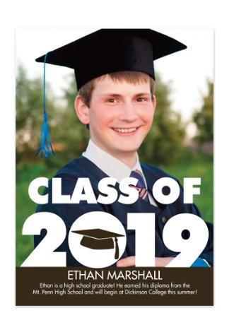 Congratulations Graduation Announcements