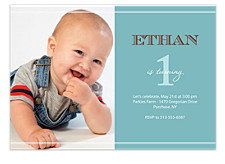 Celebration Time Kid Birthday Party Invitations