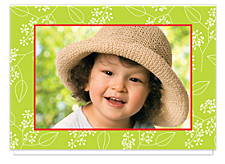 Botanical Photo Holiday Cards