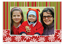 All That Jazz Christmas Photo Cards