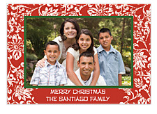 Simplicity Christmas Photo Cards