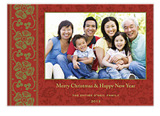 Good Cheer Holiday Photo Cards