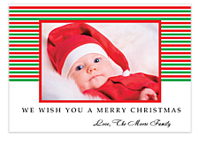 Beautiful Photo Christmas Cards