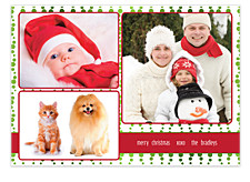 Effervescence Photo Christmas Cards