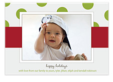 All Wrapped Up Photo Christmas Cards