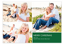 Prosperity Holiday Photo Cards