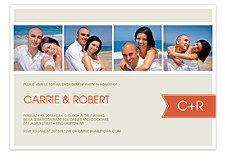 My Banner Photo Adult Party Invitations