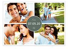 Can't Help Falling Save the Date Photo Cards