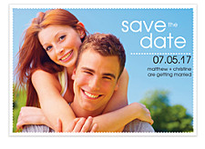 We Belong Together Save the Date Cards