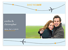 Take Me Away Save the Date Cards