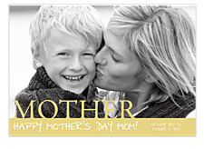 BFF Mother's Day Photo Cards