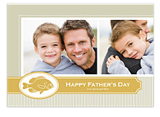 Father Knows Best Father's Day Photo Cards