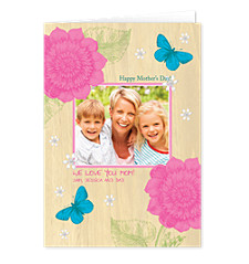 Tradition Mother's Day Photo Cards