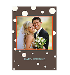 Opulence Photo Christmas Cards