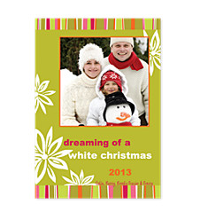 Razzamatazz Holiday Photo Cards