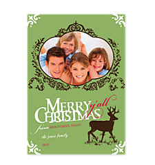 Texas Holiday Photo Cards