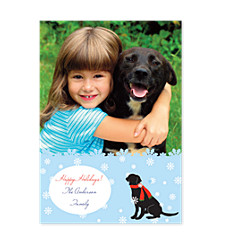 Pooch Holiday Photo Cards