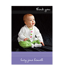 Much Appreciated Photo Thank You Cards