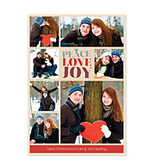 Sights of Christmas Photo Cards
