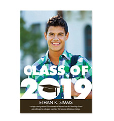 Congratulations Graduation Photo Cards