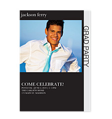 Graduation Party Invitation Photo Cards