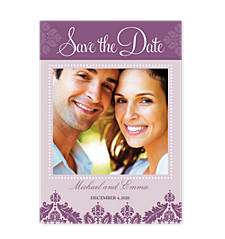 A Moment Like This Save the Date Cards
