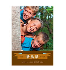 Best Dad Ever Father's Day Cards