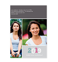 You Made It! Graduation Photo Cards