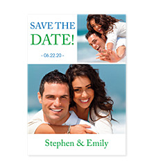 The Power of Love Save the Date Cards