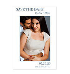 I Will Always Love You Save the Date Cards