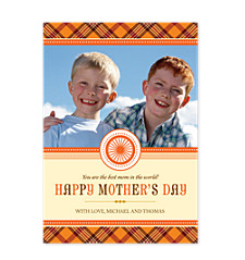 Best Mom in the World Mother's Day Cards
